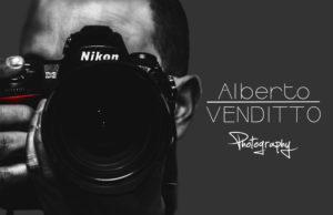 Bigliettino da visita Alberto Venditto