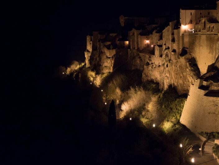 Pitigliano, Sorana, le Vie Cave